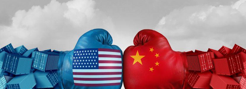 Trade War with China Hits U.S. Tech Companies Hard