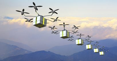 Same-day Air Delivery Flies Higher with 5G