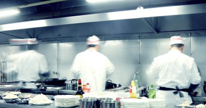 'Ghost Kitchens' Haunt the Food Delivery Business