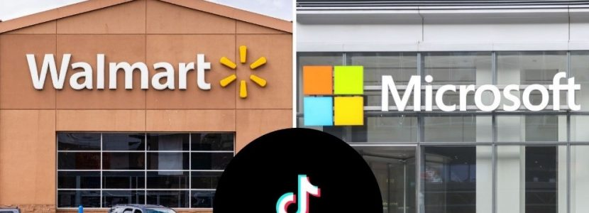 Why Microsoft and Walmart Want to Sync Up With TikTok