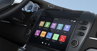 Automakers Set To Monetize EV Screens